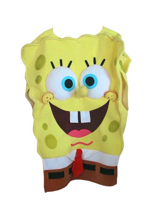 Sponge bob costume 2